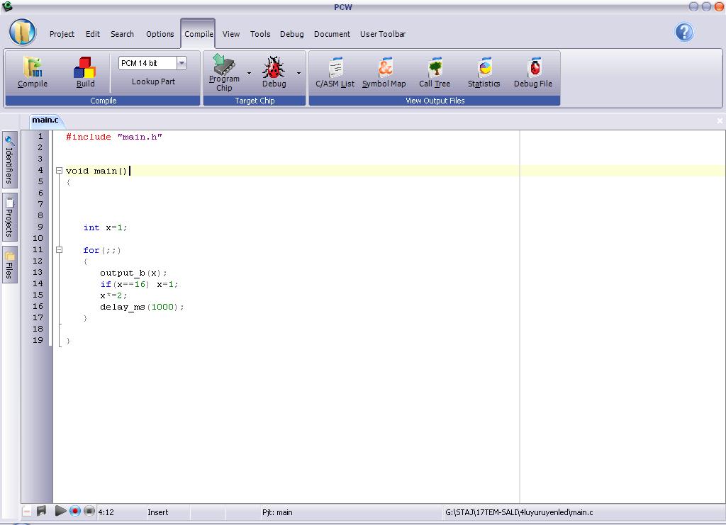 Pic c compiler ccs pcwhd full portable zip bloggumus Ansi c compiler online